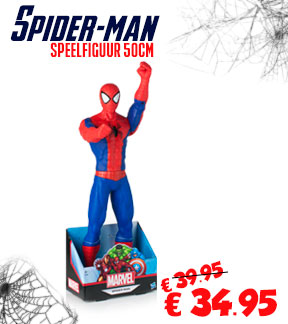 Spiderman speelfiguur