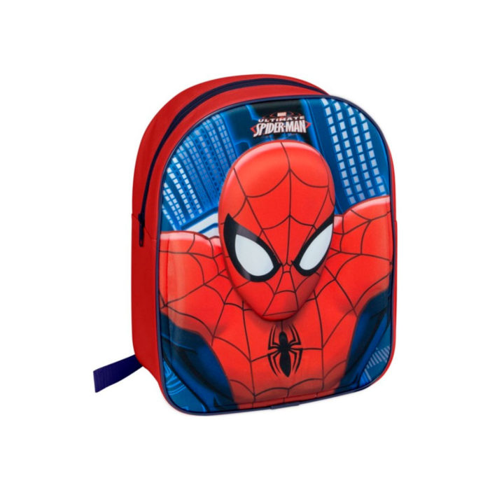 spiderman-3d-rugzak