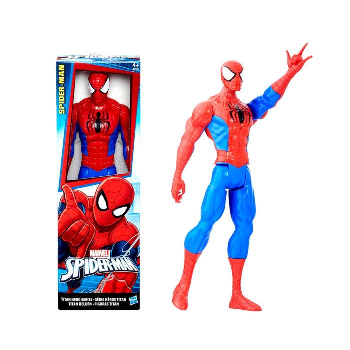 spiderman-figuur