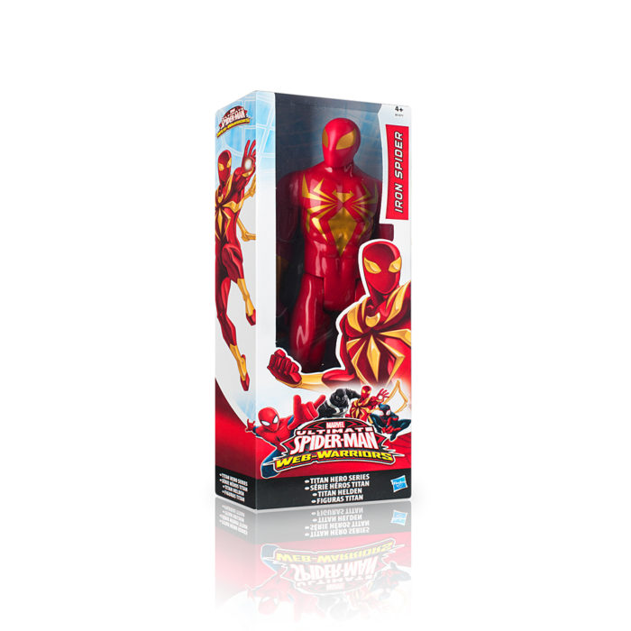 spiderman-iron-spider-speelfiguur