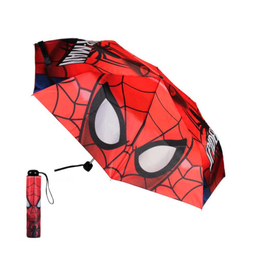 spiderman-paraplu-rood