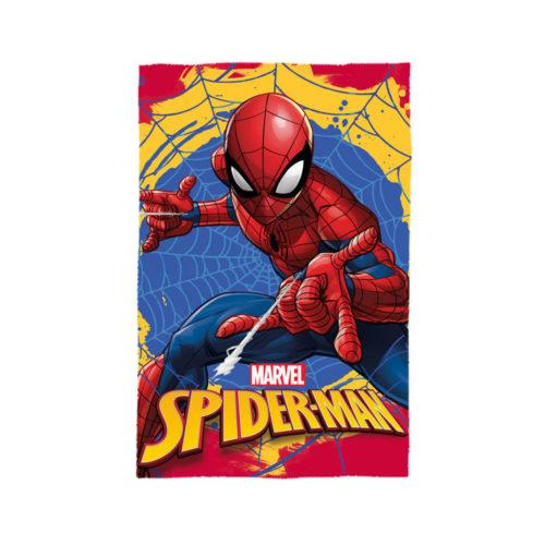 spiderman-fleecedeken