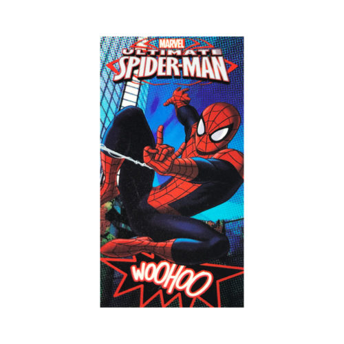 spiderman-handdoek