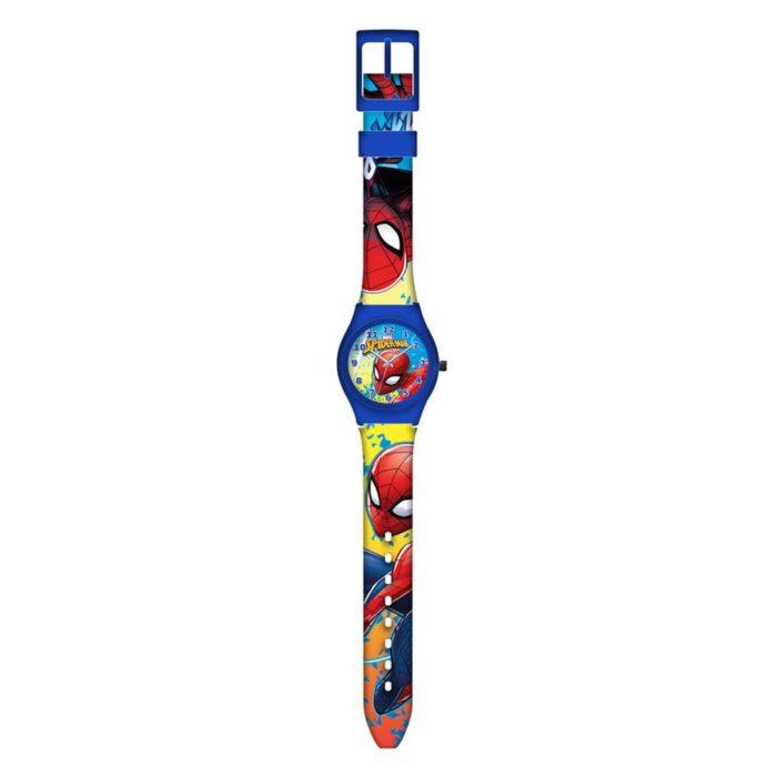 spiderman-horloge-analoog