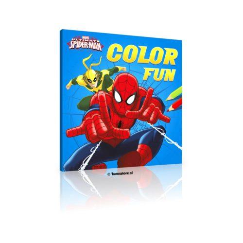 spiderman-kleurboek