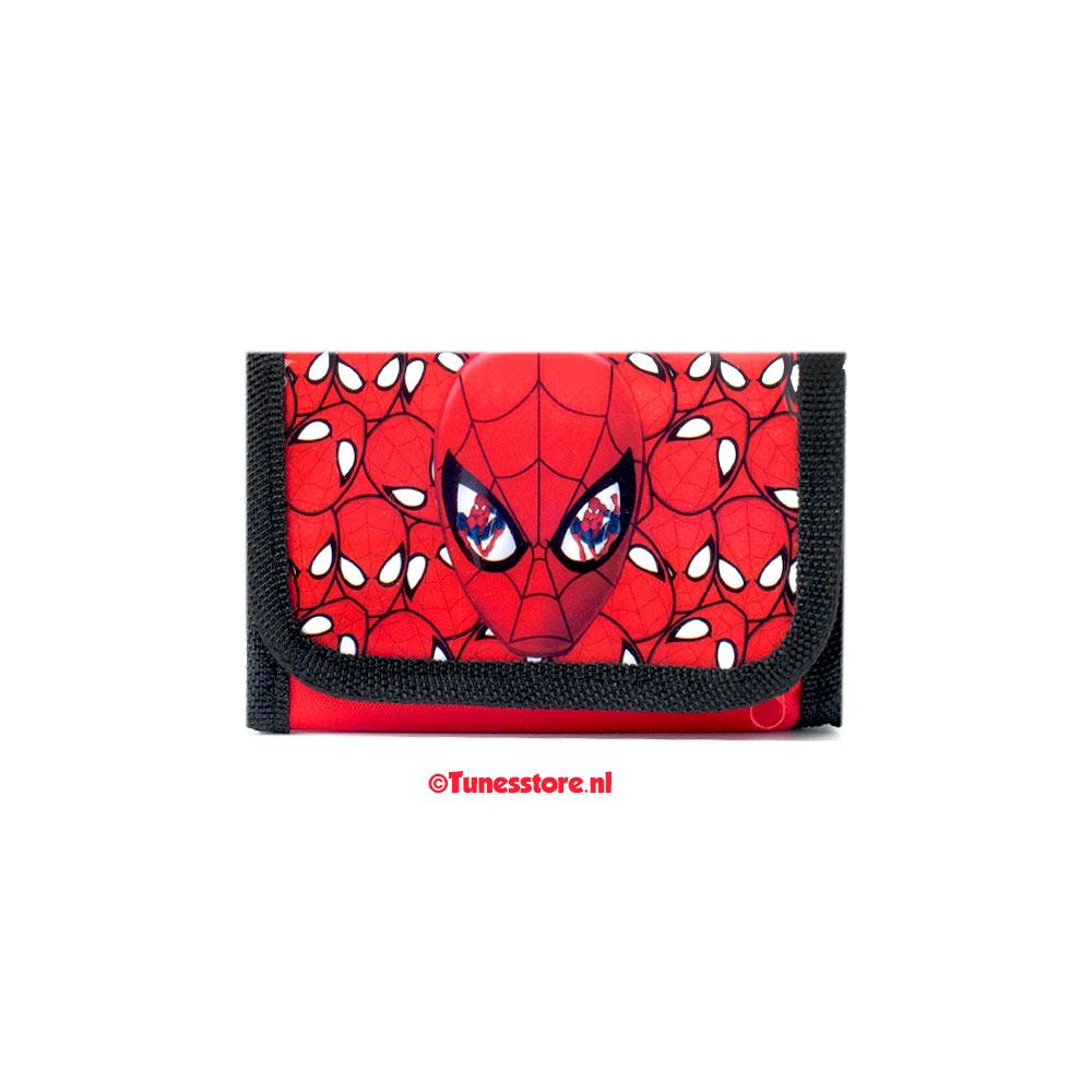 Webshop Portemonnee.Spiderman Portemonnee Rood Spiderman Speelgoed En Merchandising