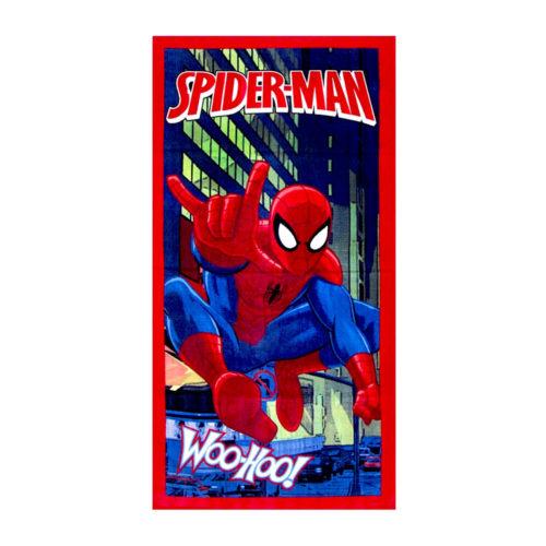 spiderman-badlaken-handdoek-strandlaken
