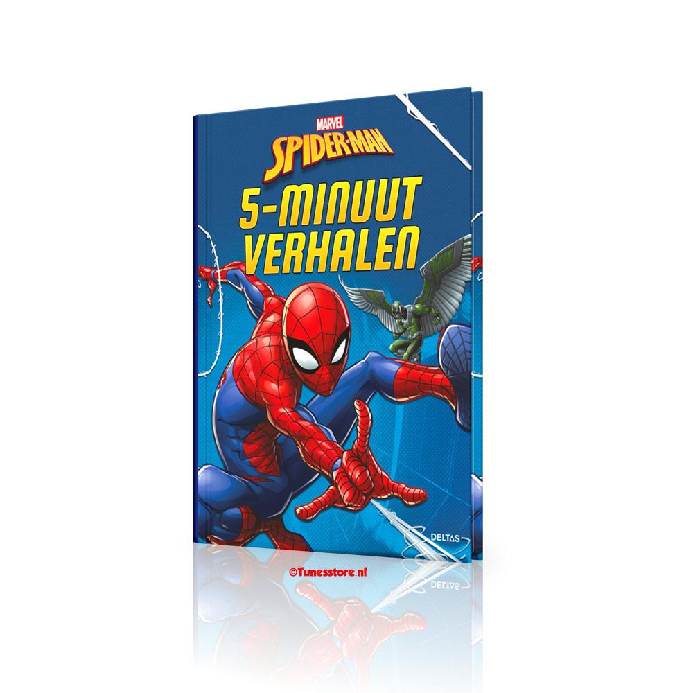 spiderman-voorleesboek