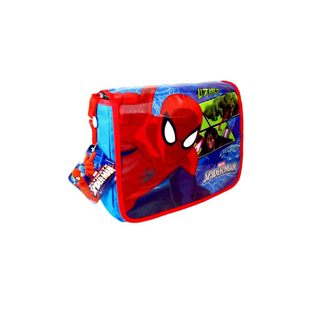 spiderman-schoudertas