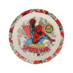 Spiderman Bamboe ontbijtbordje