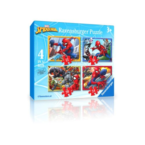 spiderman-puzzelbox