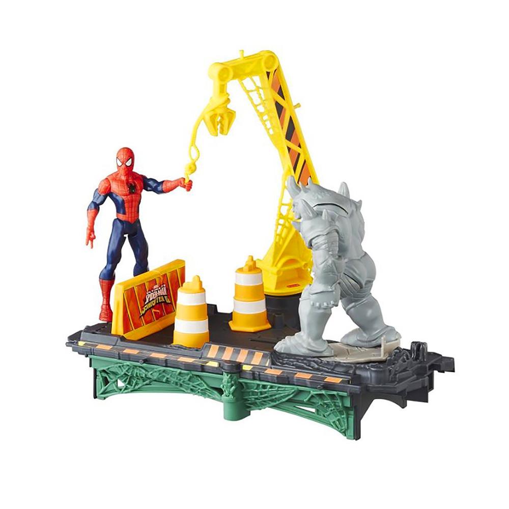 spiderman-speelfigurenset