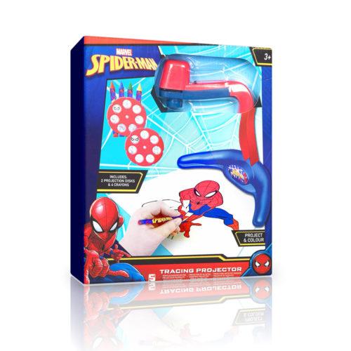 spider-man-overtrekprojector