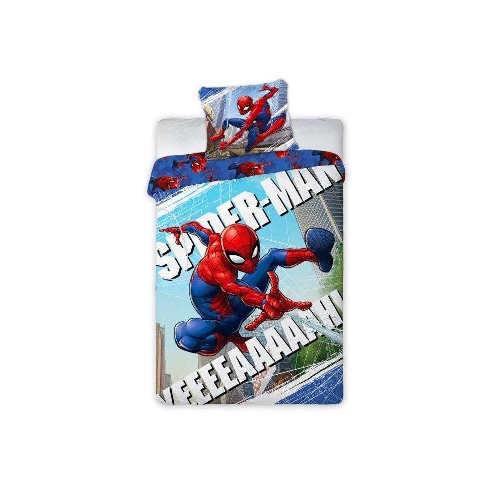 spiderman-dekbedovertrek-yeeeaah