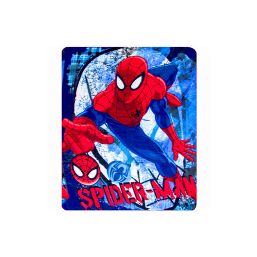 spiderman-fleece-deken-spiderman