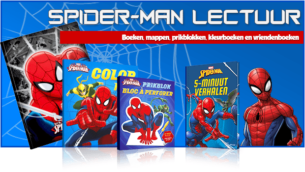 spiderman-lectuur