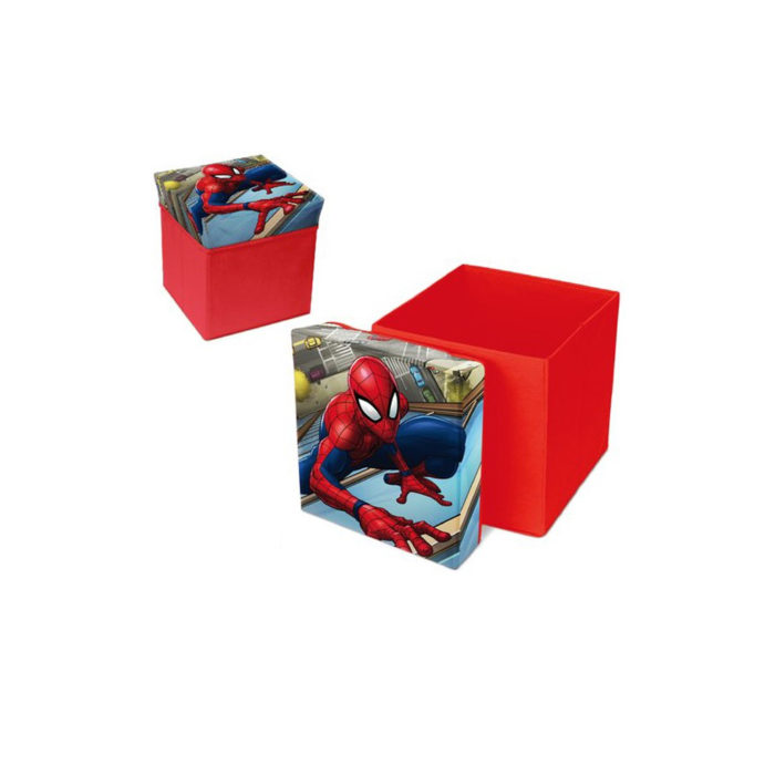 spiderman-opbergbox