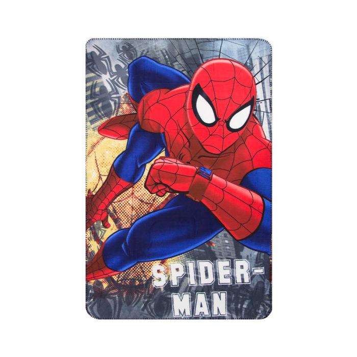 spiderman-wach-fleecedeken