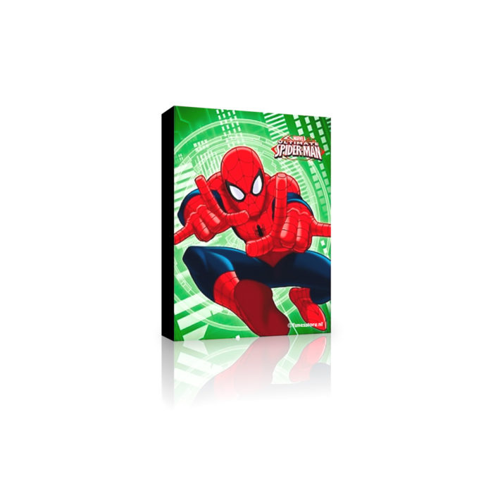 spiderman-op canvas